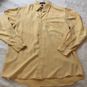 Arrow Ultra Soft Button-up Dress Shirt